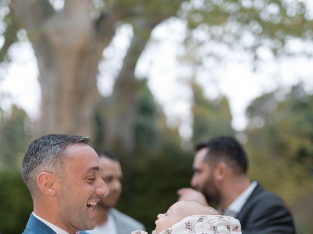 Le mariage de Samir et Agnès à Montblanc, Hérault 42