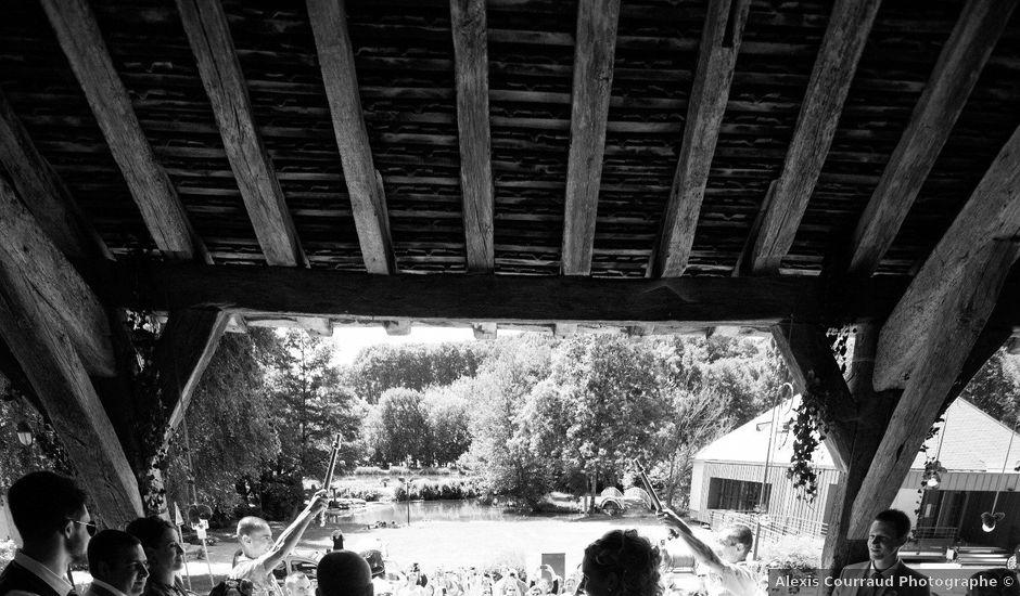 Le mariage de Louis et Sabrina à Sorigny, Indre-et-Loire