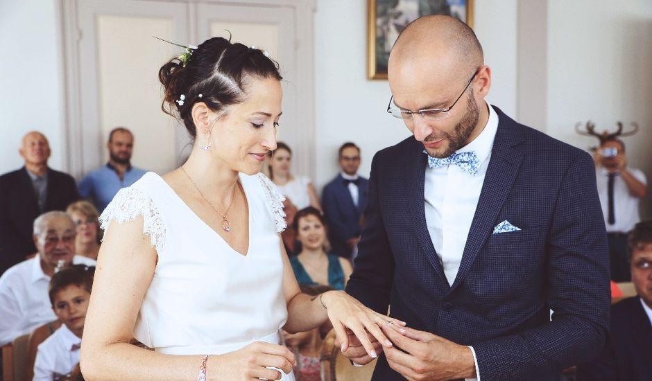 Le mariage de Adeline  et Florian  à Geispolsheim, Bas Rhin