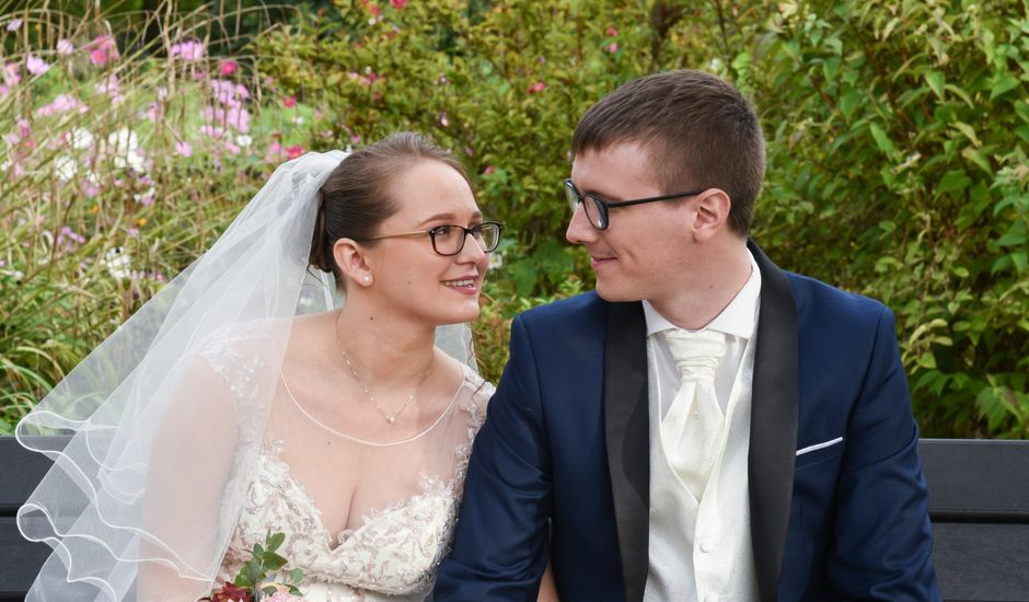 Le mariage de Quentin et Cécile à Ermont, Val-d'Oise
