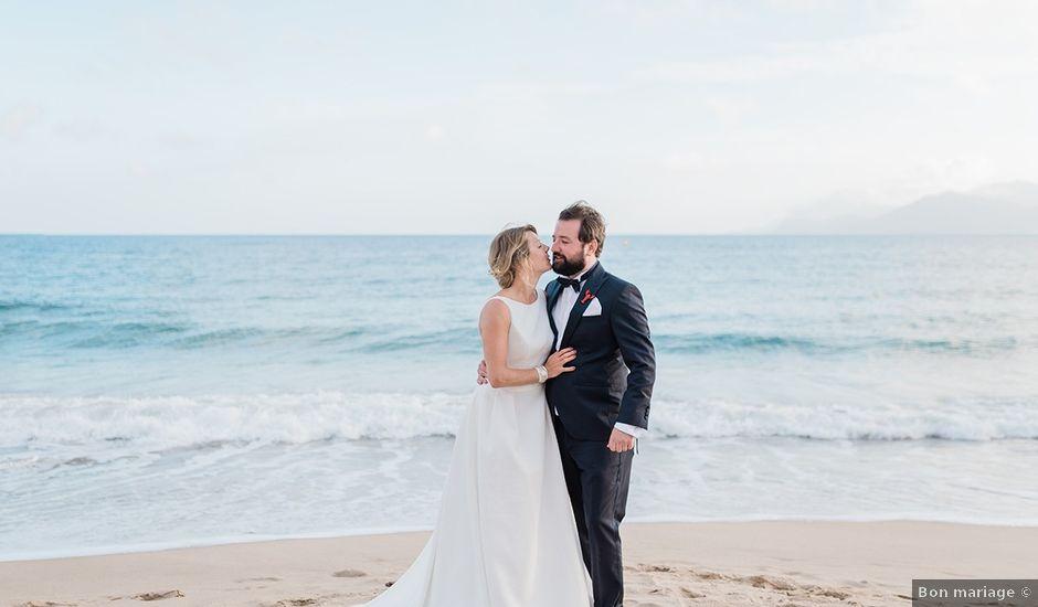 Le mariage de Adrien et Marie-France à Cannes, Alpes-Maritimes
