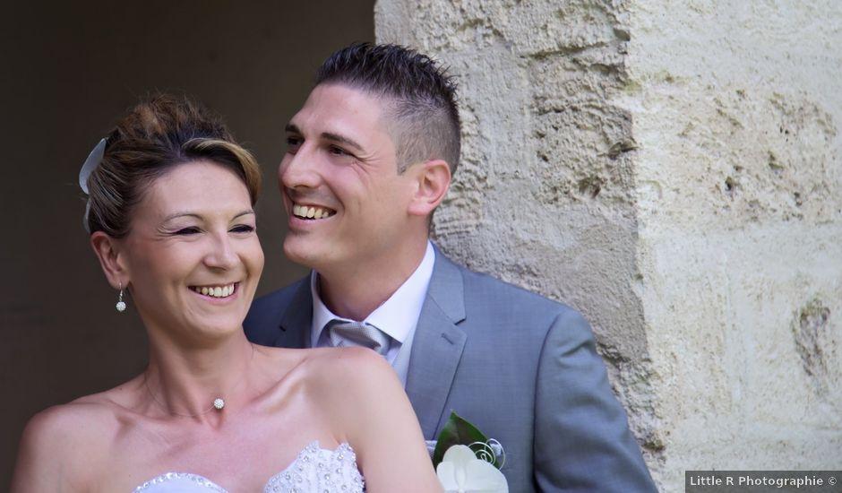 Le mariage de Sylvain et Elodie à Tullins, Isère