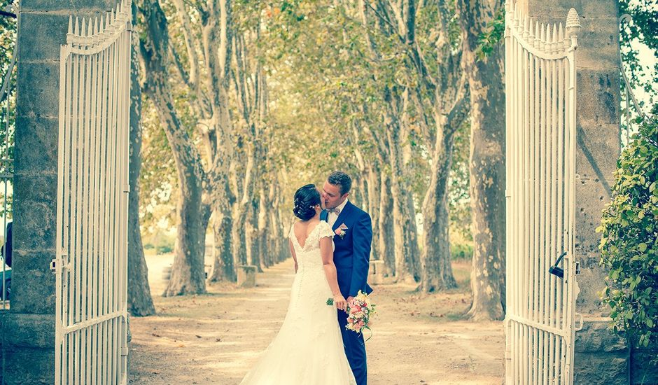 Le mariage de Thomas et Julie à Mauguio, Hérault