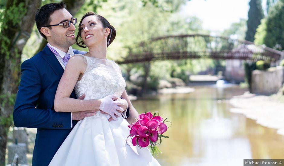 Le mariage de Mathieu et Elodie à Romorantin-Lanthenay, Loir-et-Cher