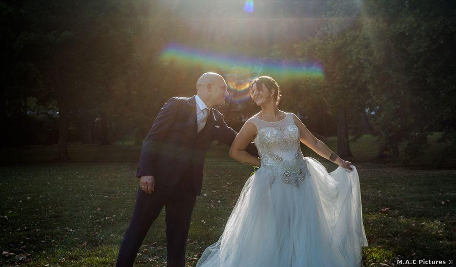 Le mariage de Ludovique et Laurie à Sassenage, Isère