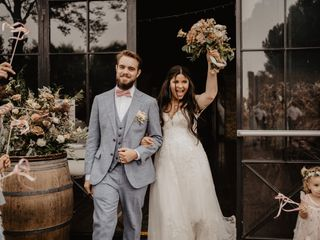 Le mariage de Lara et Dylan