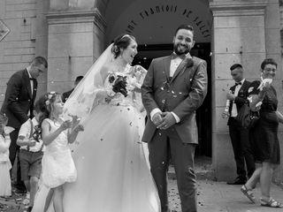 Le mariage de Vanessa et Fabrice