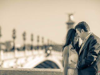 Le mariage de Clementine et Sevan