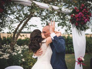 Le mariage de Céline et Thomas
