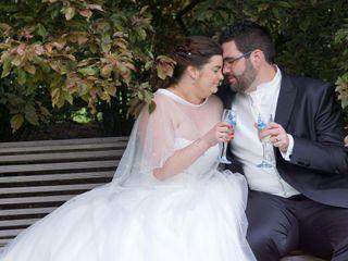 Le mariage de Faiyza et Pierre-Gaël