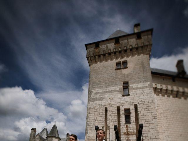 Le mariage de Pierre et Anne-Laure à Seuilly, Indre-et-Loire 9