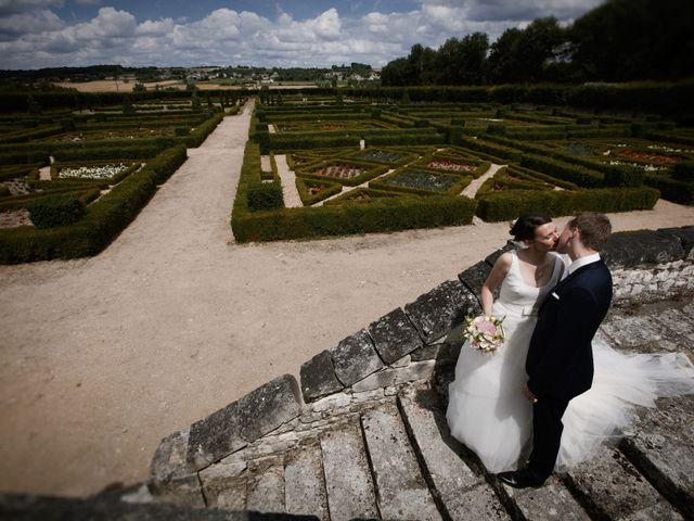 Le mariage de Pierre et Anne-Laure à Seuilly, Indre-et-Loire 10