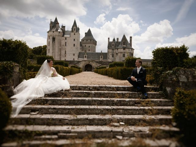 Le mariage de Pierre et Anne-Laure à Seuilly, Indre-et-Loire 12