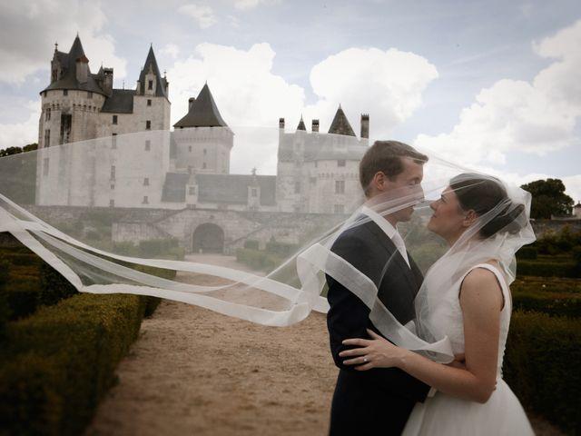 Le mariage de Pierre et Anne-Laure à Seuilly, Indre-et-Loire 13