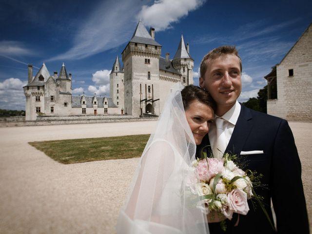 Le mariage de Pierre et Anne-Laure à Seuilly, Indre-et-Loire 14