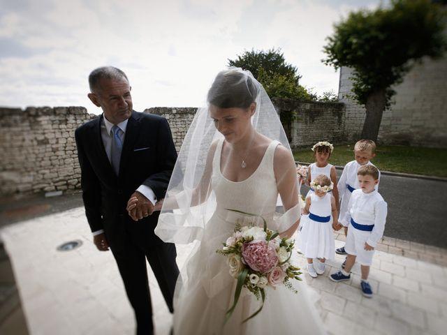 Le mariage de Pierre et Anne-Laure à Seuilly, Indre-et-Loire 23