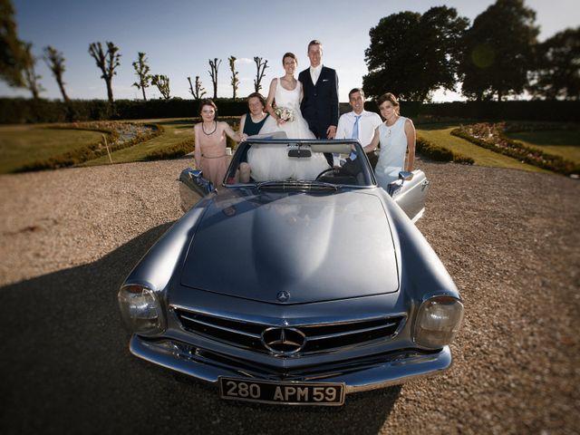 Le mariage de Pierre et Anne-Laure à Seuilly, Indre-et-Loire 37