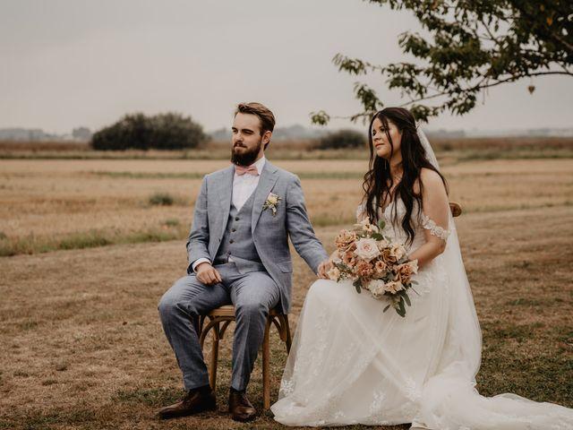 Le mariage de Dylan et Lara à Coudekerque-Branche, Nord 20