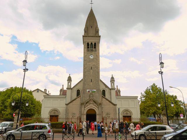 Le mariage de Fabrice et Vanessa à Saint-Maur-des-Fossés, Val-de-Marne 20