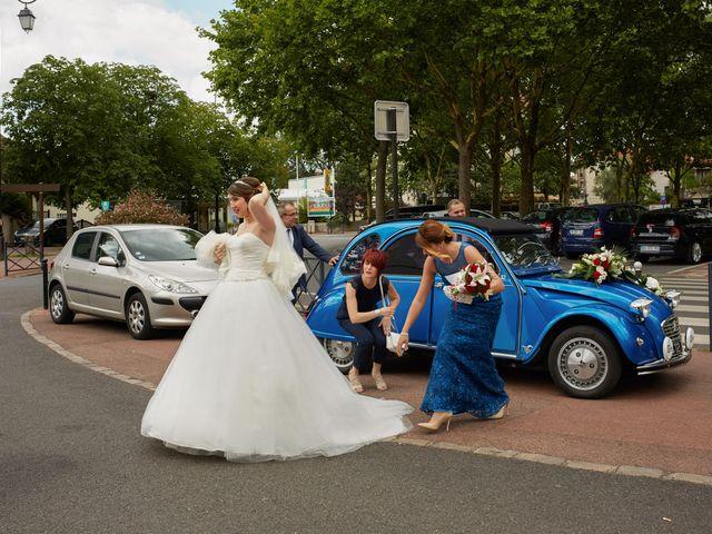 Le mariage de Fabrice et Vanessa à Saint-Maur-des-Fossés, Val-de-Marne 21