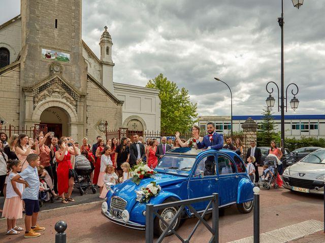 Le mariage de Fabrice et Vanessa à Saint-Maur-des-Fossés, Val-de-Marne 29