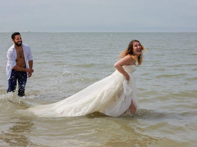 Le mariage de Fabrice et Vanessa à Saint-Maur-des-Fossés, Val-de-Marne 58