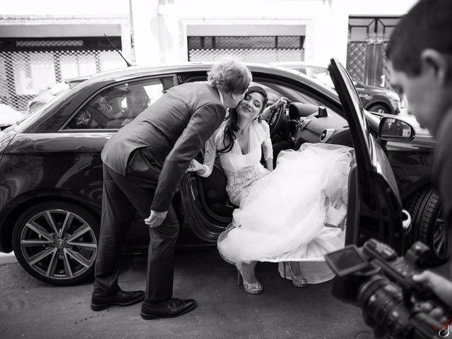 Le mariage de Sevan et Clementine à Paris, Paris 23