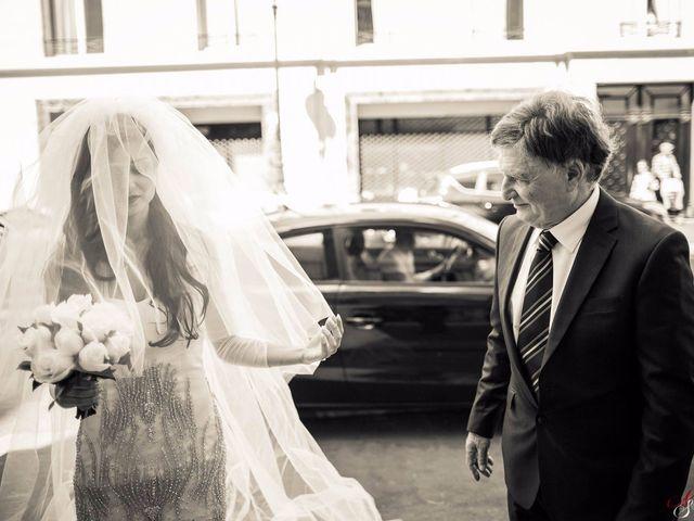 Le mariage de Sevan et Clementine à Paris, Paris 24