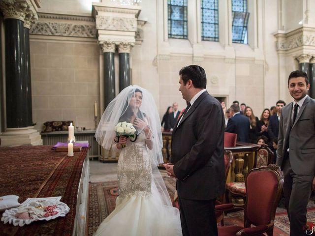 Le mariage de Sevan et Clementine à Paris, Paris 28