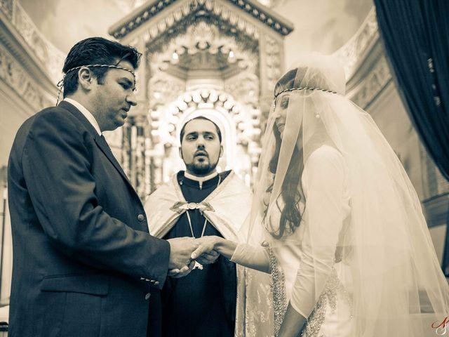 Le mariage de Sevan et Clementine à Paris, Paris 31
