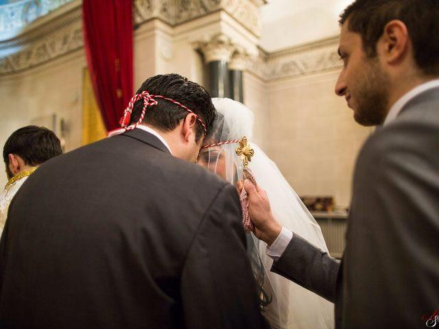 Le mariage de Sevan et Clementine à Paris, Paris 32