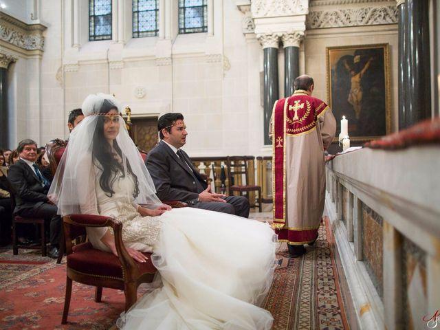 Le mariage de Sevan et Clementine à Paris, Paris 38