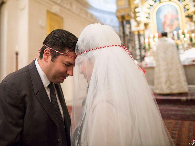Le mariage de Sevan et Clementine à Paris, Paris 39