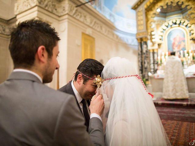 Le mariage de Sevan et Clementine à Paris, Paris 40