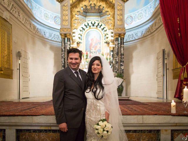 Le mariage de Sevan et Clementine à Paris, Paris 43