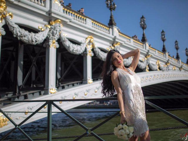 Le mariage de Sevan et Clementine à Paris, Paris 61