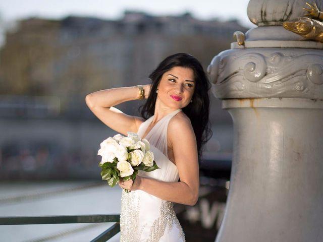 Le mariage de Sevan et Clementine à Paris, Paris 63
