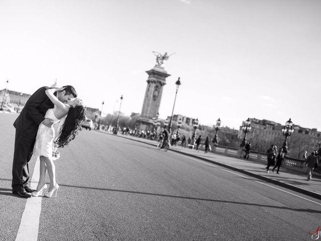 Le mariage de Sevan et Clementine à Paris, Paris 67