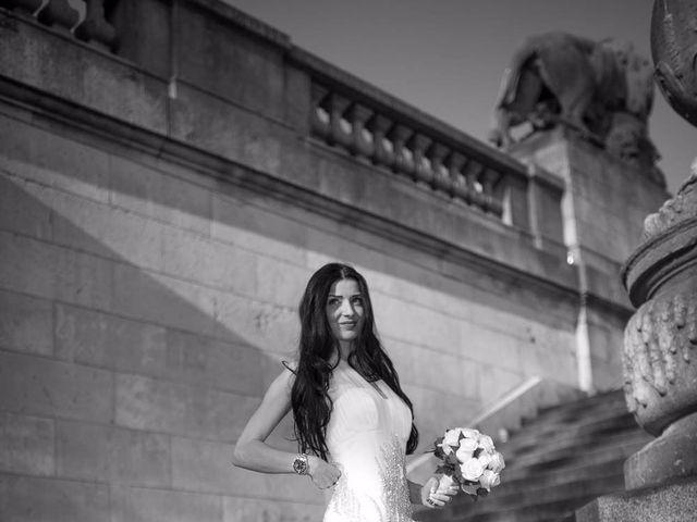 Le mariage de Sevan et Clementine à Paris, Paris 69