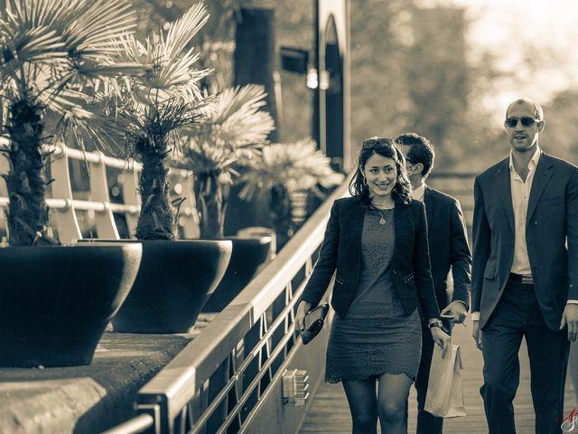 Le mariage de Sevan et Clementine à Paris, Paris 72