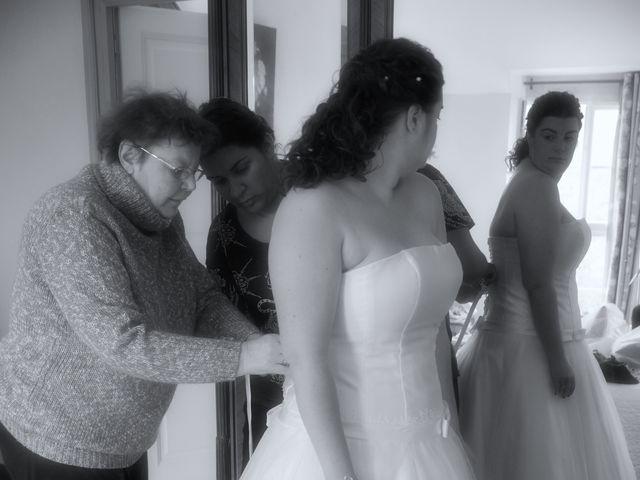 Le mariage de Pierre-Gaël et Faiyza à Aubigny-sur-Nère, Cher 3