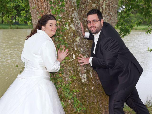 Le mariage de Pierre-Gaël et Faiyza à Aubigny-sur-Nère, Cher 6