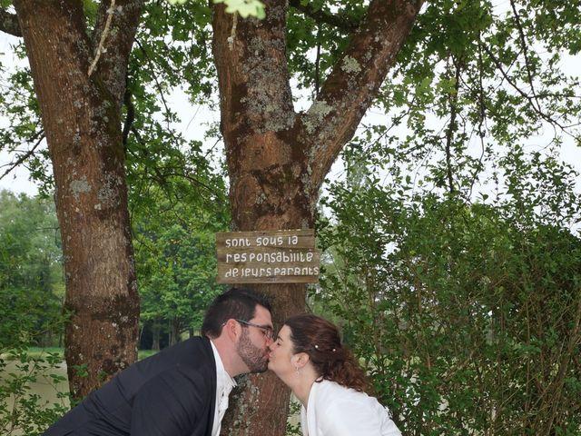 Le mariage de Pierre-Gaël et Faiyza à Aubigny-sur-Nère, Cher 8