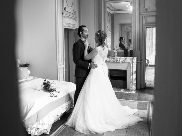 Le mariage de Kévin et Caroline à Bayeux, Calvados 5