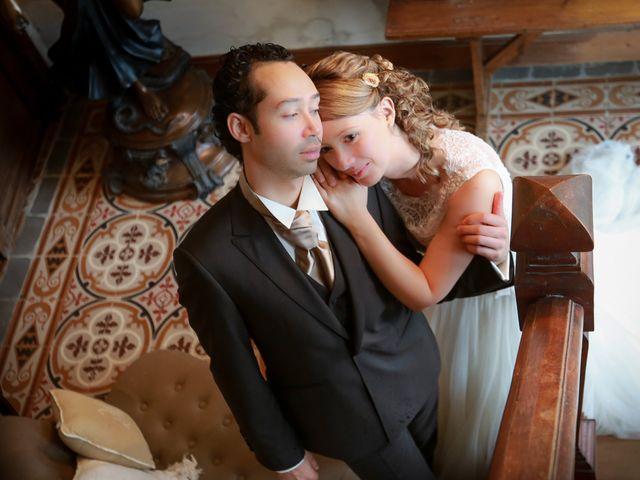 Le mariage de Kévin et Caroline à Bayeux, Calvados 6