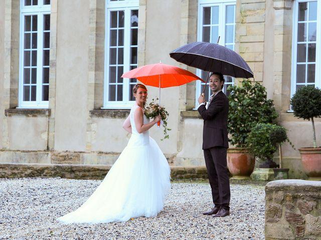 Le mariage de Kévin et Caroline à Bayeux, Calvados 7