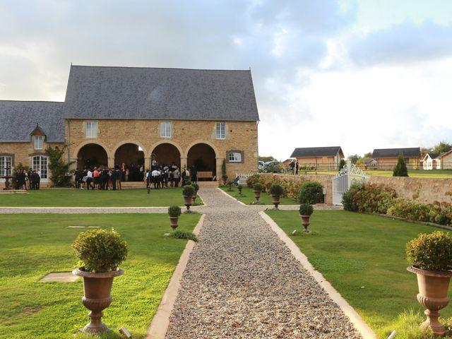 Le mariage de Kévin et Caroline à Bayeux, Calvados 9