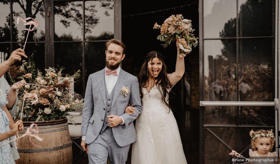 Le mariage de Dylan et Lara à Coudekerque-Branche, Nord