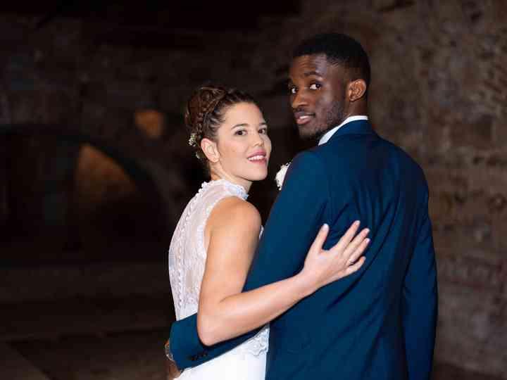 Le mariage de Perrine et Abdias
