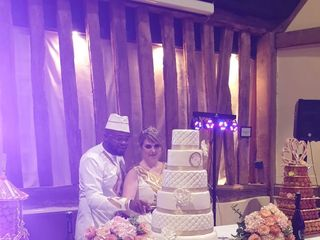 Le mariage de Cynthia  et Viclaire  2